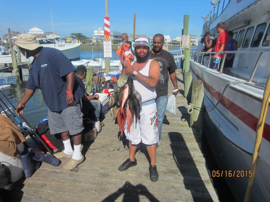Fishing may 16th 2015 capt stacy fishing center for Capt stacy fishing center