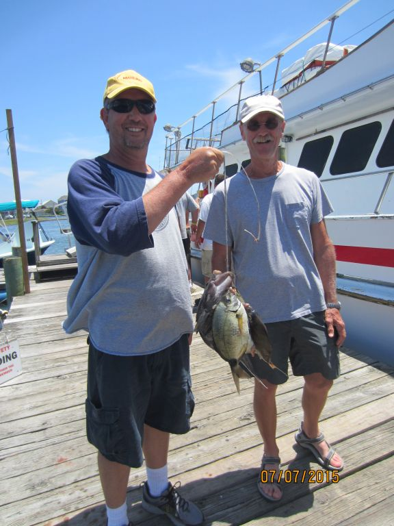 Fishing july 7th 2015 capt stacy fishing center for Capt stacy fishing center