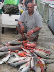 Full day capt stacy fishing center for Capt stacy fishing center